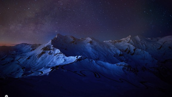 Gece Dağ