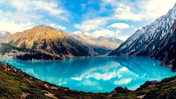 Volkanik Göl