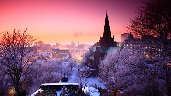 Kış Şehir