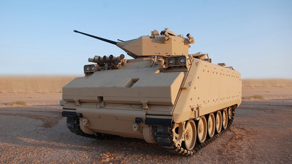 M113 ZPT
