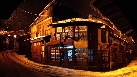 Gece Safranbolu Evi