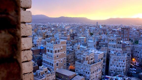 Günbatımı San'a