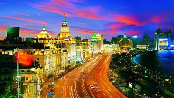 Gece Şangay