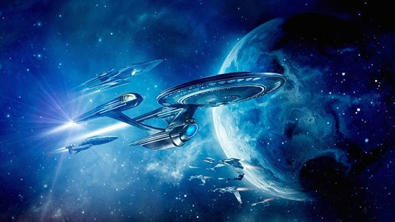 Star Trek: Sonsuzluk