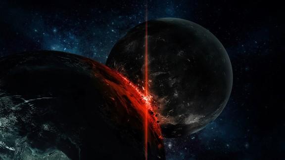 Çarpışan Gezegenler