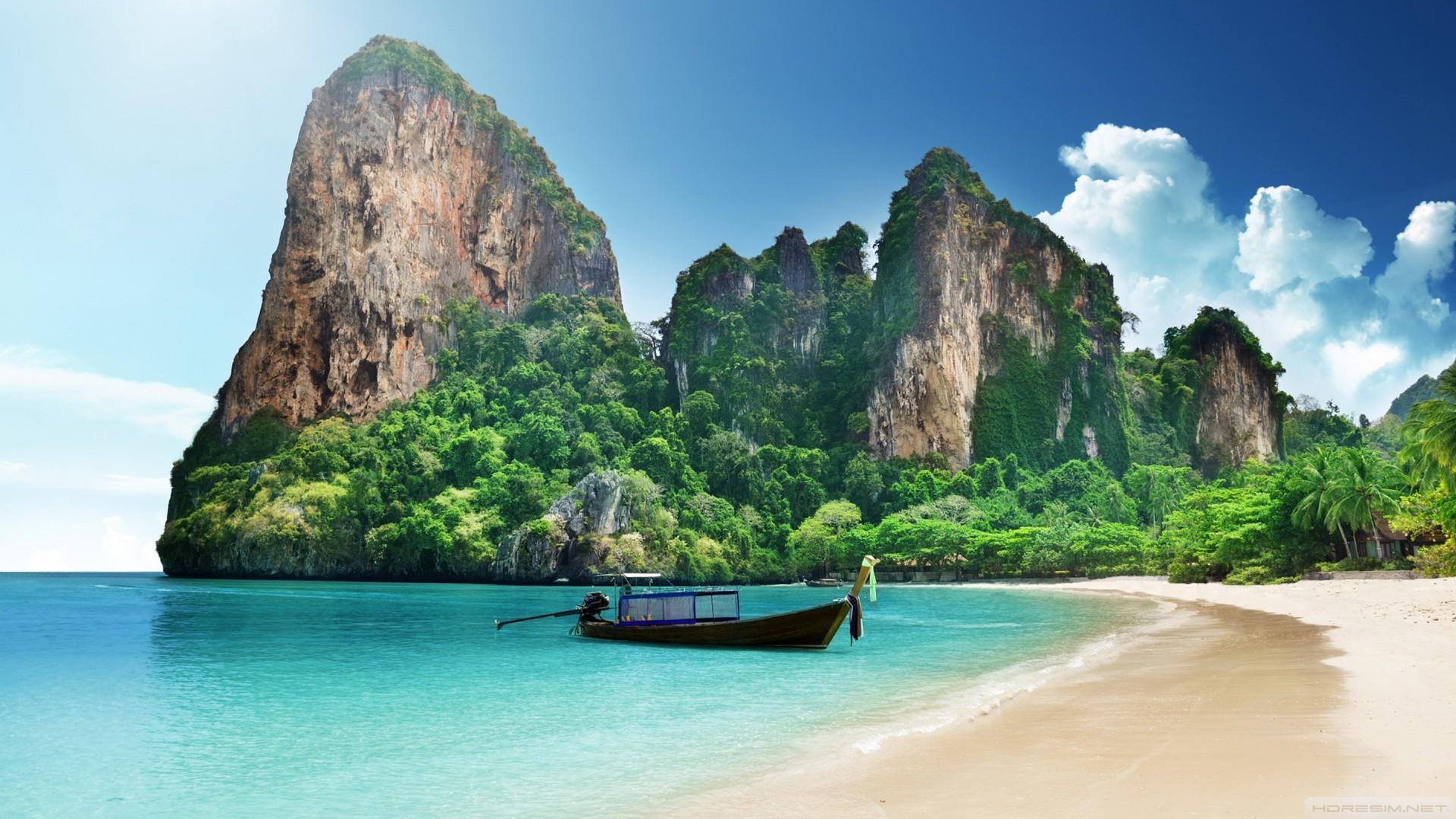 yaz,tropikal,ada,deniz,kumsal,tekne
