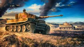 tiger,tank