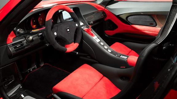 Porsche Carrera GT 415