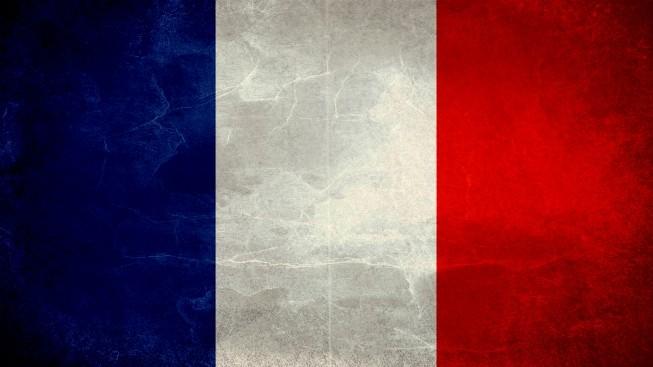 Fransa Bayrağı Full HD Masaüstü Arkaplanı ve Duvar Kağıdı
