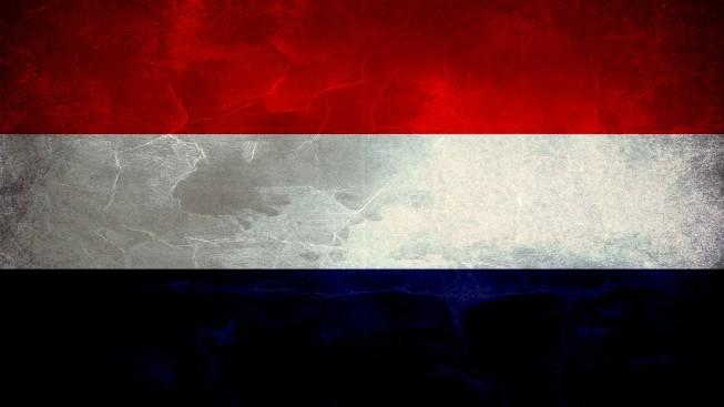 Hollanda Bayrağı Full HD Masaüstü Arkaplanı ve Duvar Kağıdı